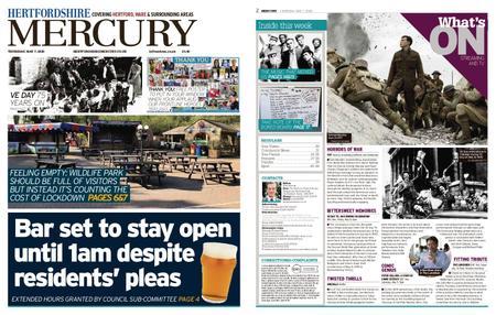Hertfordshire Mercury – May 07, 2020