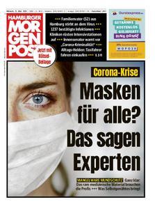 Hamburger Morgenpost – 25. März 2020