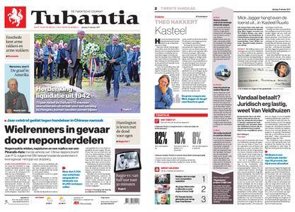 Tubantia - Enschede – 17 oktober 2017