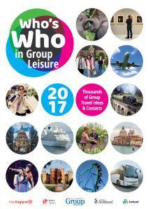 Group Leisure & Travel - Who's Who in Group Leisure 2017