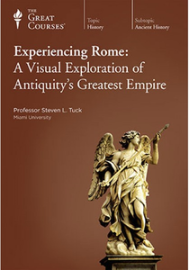 TTC Video - Experiencing Rome: A Visual Exploration of Antiquity's Greatest Empire [repost]