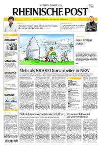 Rheinische Post – 25. März 2020