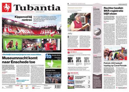 Tubantia - Enschede – 05 augustus 2019