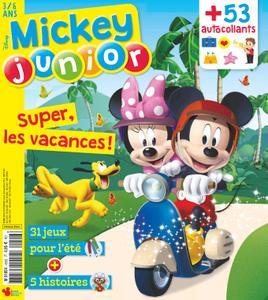 Mickey Junior - juillet 2019