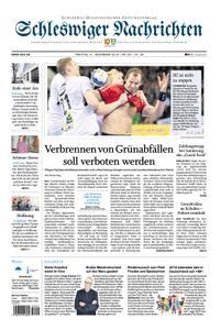 Schleswiger Nachrichten - 21. Dezember 2018