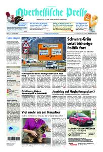 Oberhessische Presse Hinterland - 21. Dezember 2018