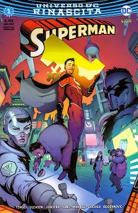 Superman Rinascita - Volume 1