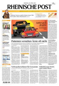Rheinische Post – 30. April 2019