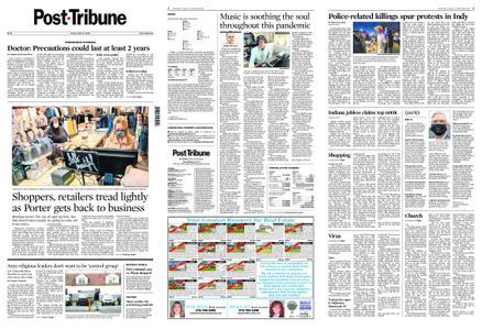 Post-Tribune – May 08, 2020