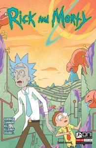 Rick and Morty 002 2015 Digital