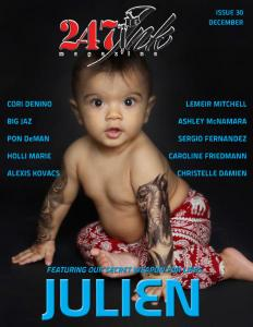247 Ink Magazine - Issue 30 - December 2019 - January 2020