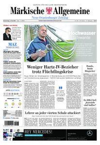 Neue Oranienburger Zeitung - 03. Mai 2018