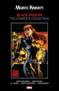 Marvel Knights Black Widow by Grayson & Rucka - The Complete Collection (2018) (Digital) (Zone-Empire