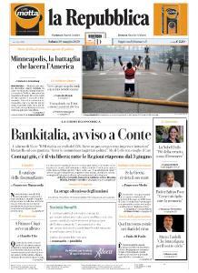 la Repubblica - 30 Maggio 2020