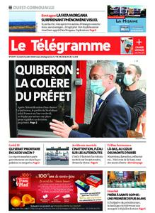 Le Télégramme Ouest Cornouaille – 25 juillet 2020