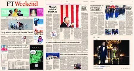 Financial Times Europe – 09 December 2017