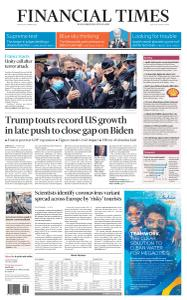 Financial Times USA - October 30, 2020