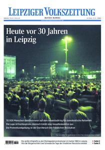 Leipziger Volkszeitung Delitzsch-Eilenburg - 09. Oktober 2019
