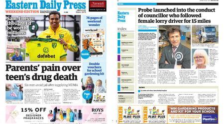 Eastern Daily Press – February 08, 2020