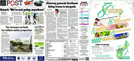 The Guam Daily Post – October 17, 2018