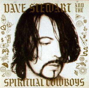 Dave Stewart And The Spiritual Cowboys - Dave Stewart And The Spiritual Cowboys (1990)