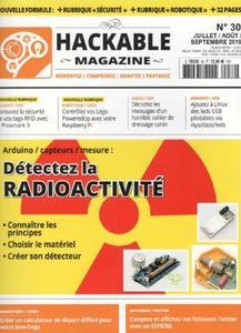 Hackable Magazine - Juillet-Août 2019