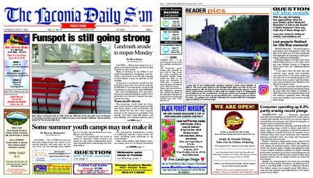 The Laconia Daily Sun – June 27, 2020