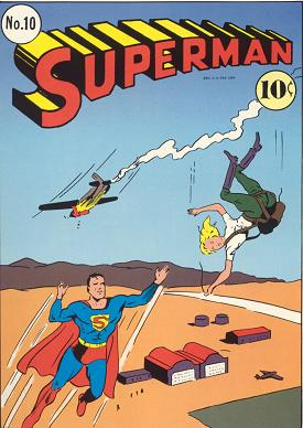 Superman Issue #10