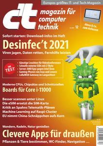 ct Magazin für Computertechnik - 22 Mai 2021