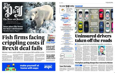 The Press and Journal Moray – February 05, 2019