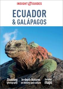 Insight Guides Ecuador & Galapagos (Insight Guides), 7th Edition