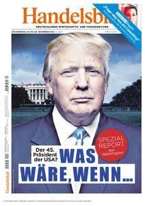 Handelsblatt - 04. November 2016