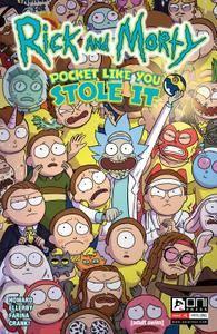 Rick and Morty - Pocket Like You Stole It 001 2017 digital