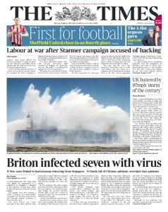 The Times - 10 February 2020