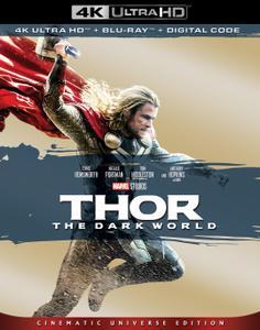 Thor: The Dark World (2013) [4K, Ultra HD]
