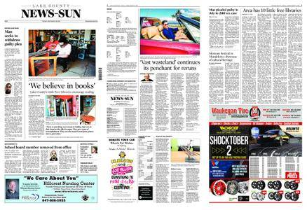 Lake County News-Sun – September 25, 2018