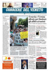 Corriere del Veneto Venezia e Mestre – 08 agosto 2019