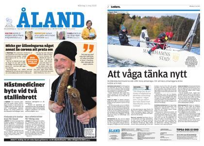 Ålandstidningen – 11 maj 2020