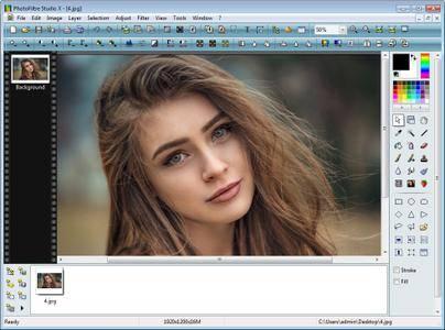 PhotoFiltre Studio X 10.13.0 Multilingual