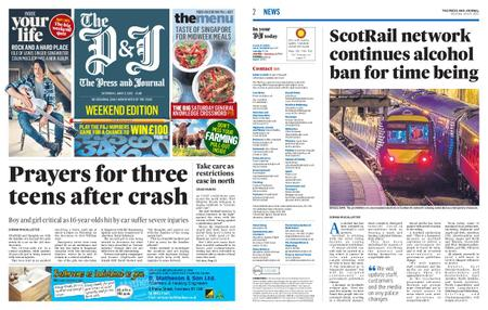 The Press and Journal Moray – June 05, 2021