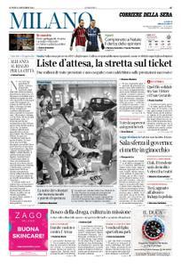 Corriere della Sera Milano – 24 dicembre 2018