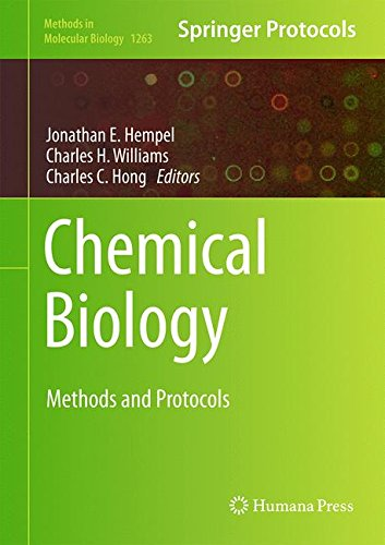 Chemical Biology: Methods and Protocols