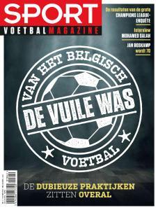 Sport Voetbal Magazine - 17 Oktober 2018