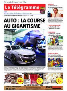 Le Télégramme Ouest Cornouaille – 31 octobre 2019