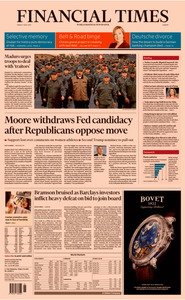 Financial Times Europe – 3 May 2019