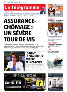 Le Télégramme Brest Abers Iroise – 19 juin 2019