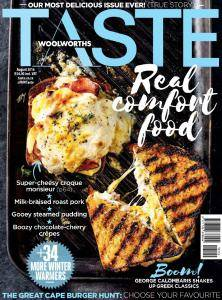 Taste South Africa - August 2016