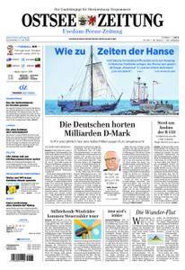 Ostsee Zeitung Wolgast - 21. Juni 2018