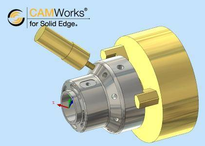 CAMWorks 2017 SP0 for Solid Edge