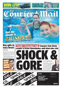 The Courier Mail - May 25, 2019